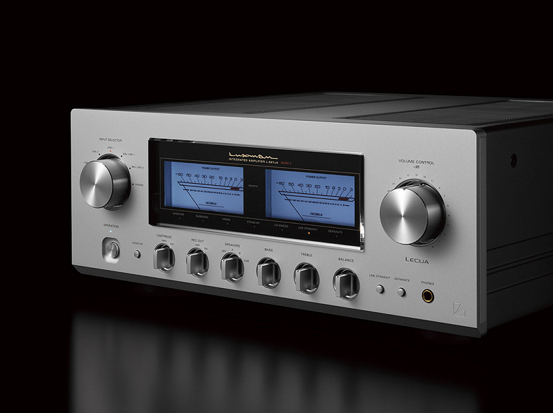 L-507uX Mark II v TESTU Audiodrom